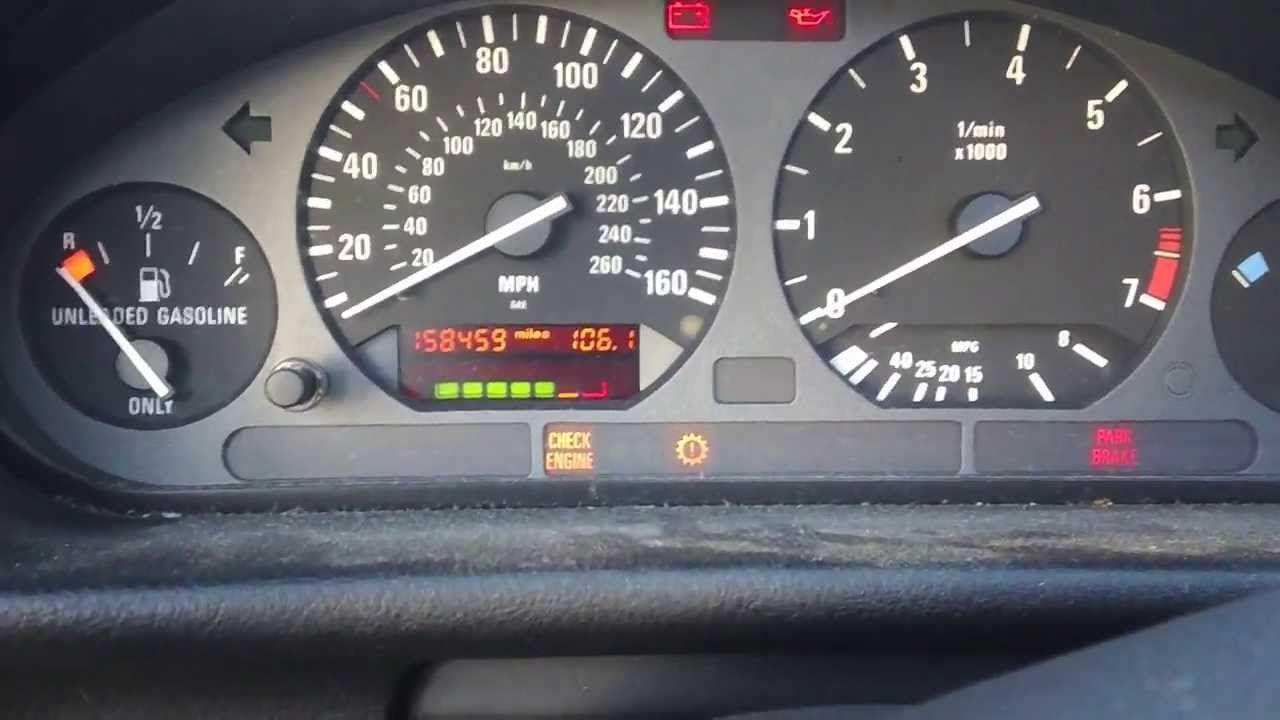 Bmw E36 Reset Oil Service Light Oil Service Turbo Bmw
