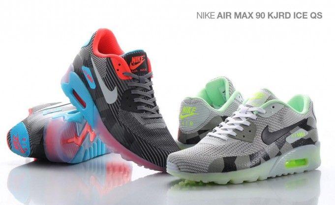 low priced 986aa cc57b Nike dévoile sa toute dernière Air Max 90 KJRD
