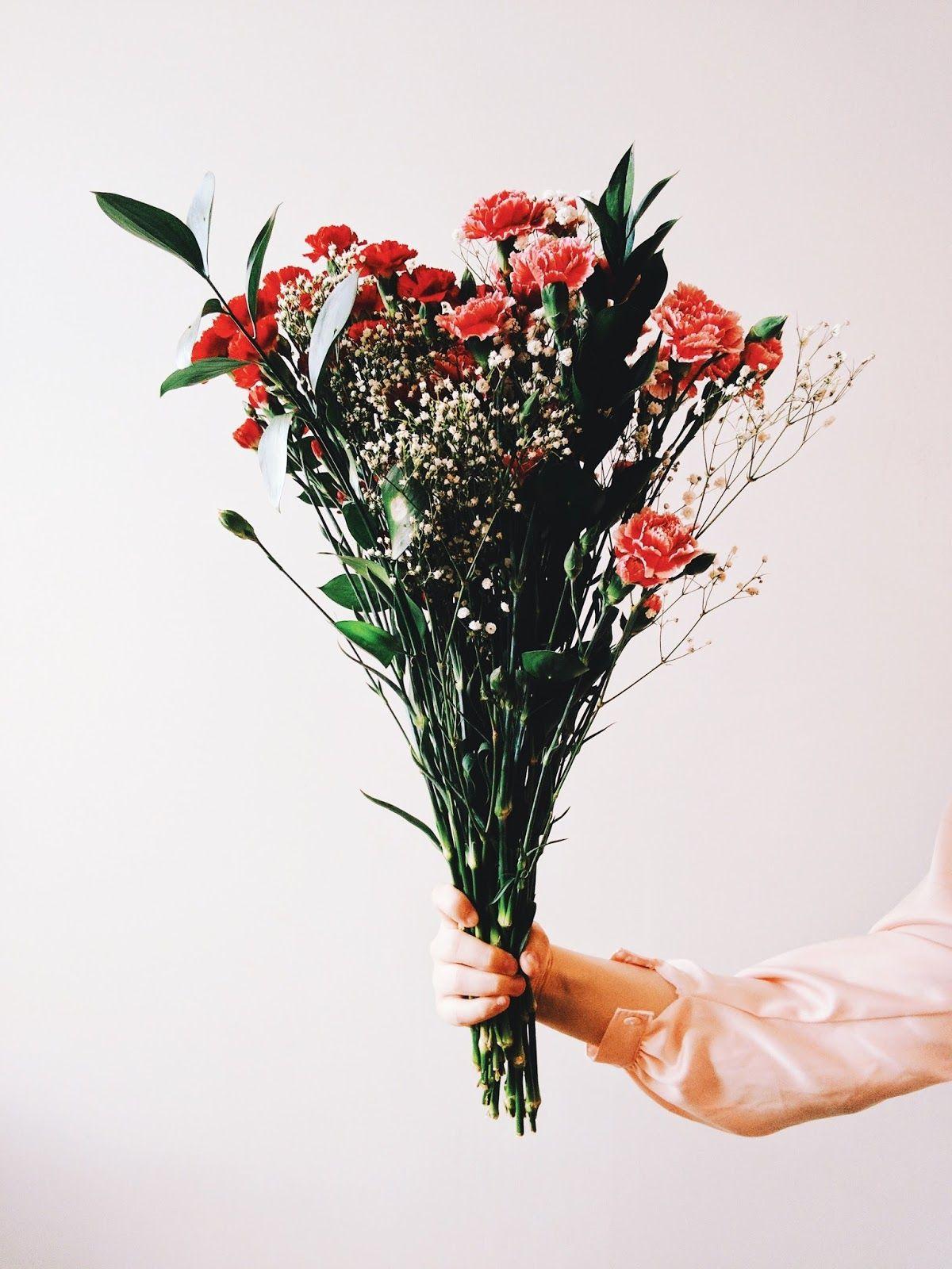 Carnations bouquet Instagram: amyflyingakite | F I O R I | Pinterest ...