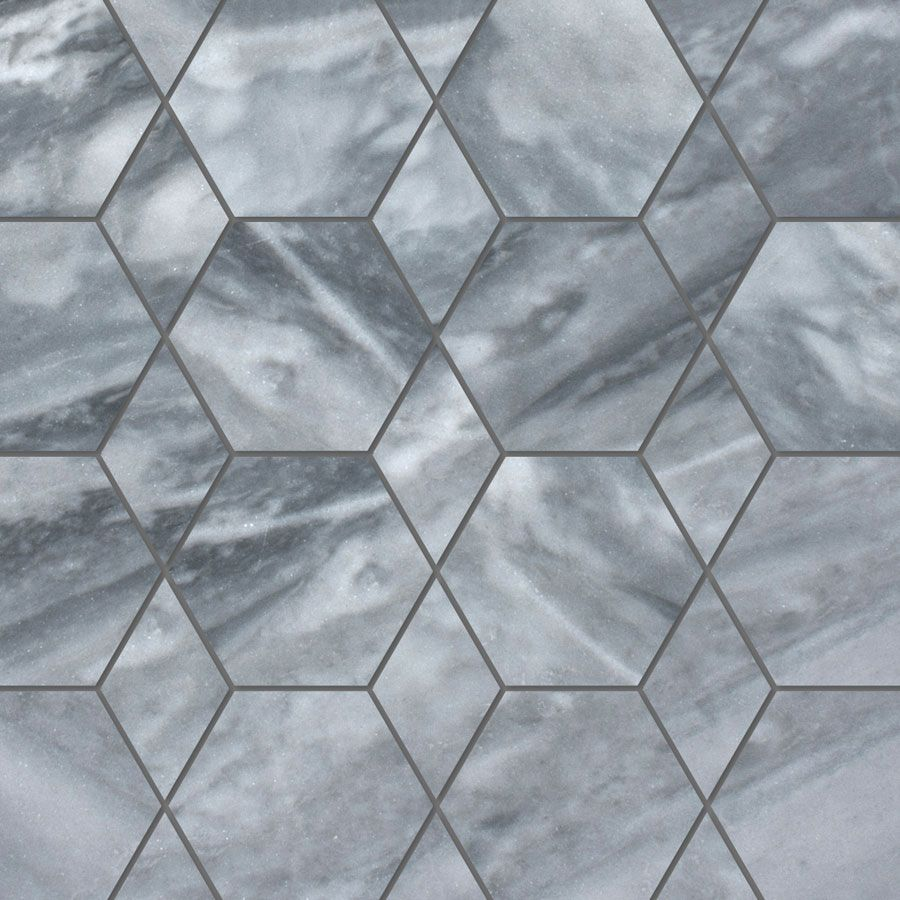 Retro Hex Hexagon Diamond Mosaic | Tile | Pinterest | Retro, Floor ...