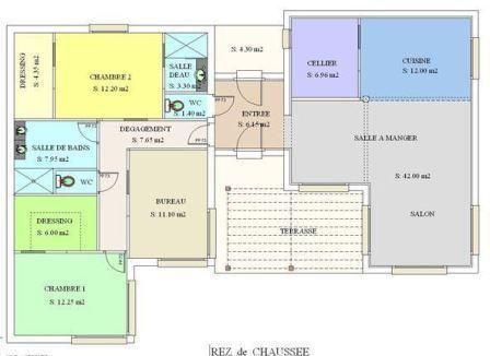 Plan interieur de maison metallique moderne steel maisons - image de plan de maison