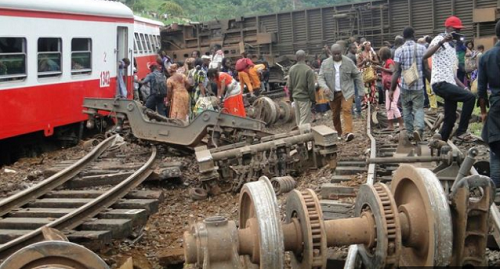 Train Accident Leaves 53 Dead In Cameroon