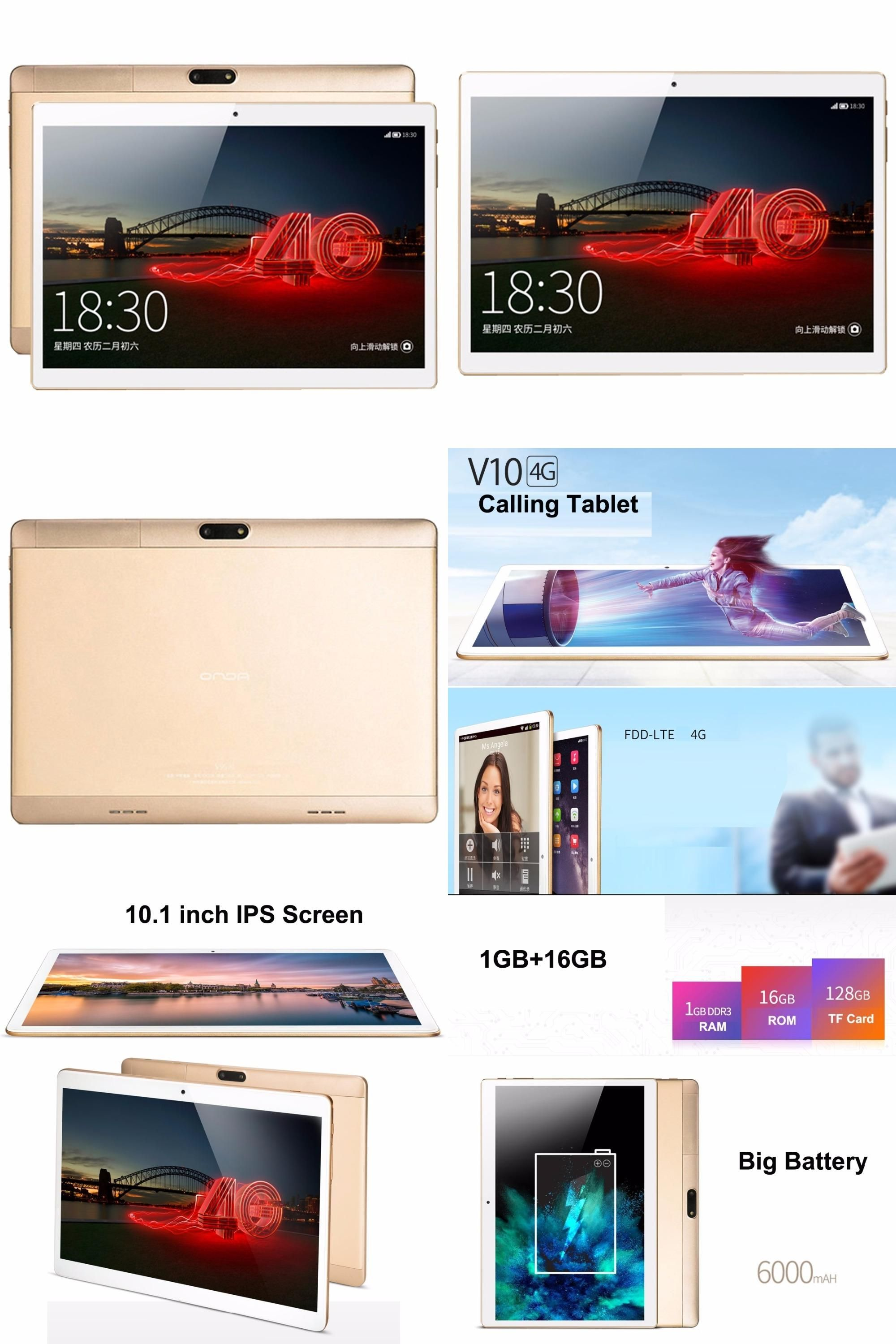 Visit To Buy Original 101 Inch ONDA V10 4G Lte Phone Call Tablet