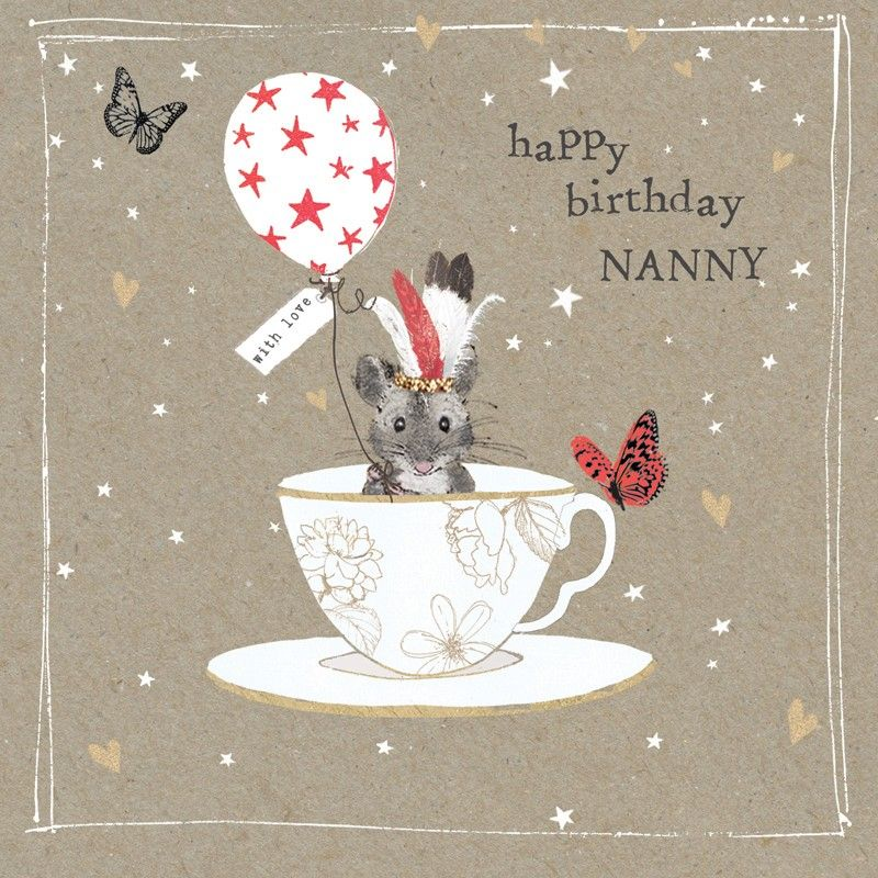 Happy Birthday Nanny (With Images)