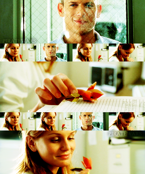Prison Break - Michael & Sara, one of the best onscreen couples