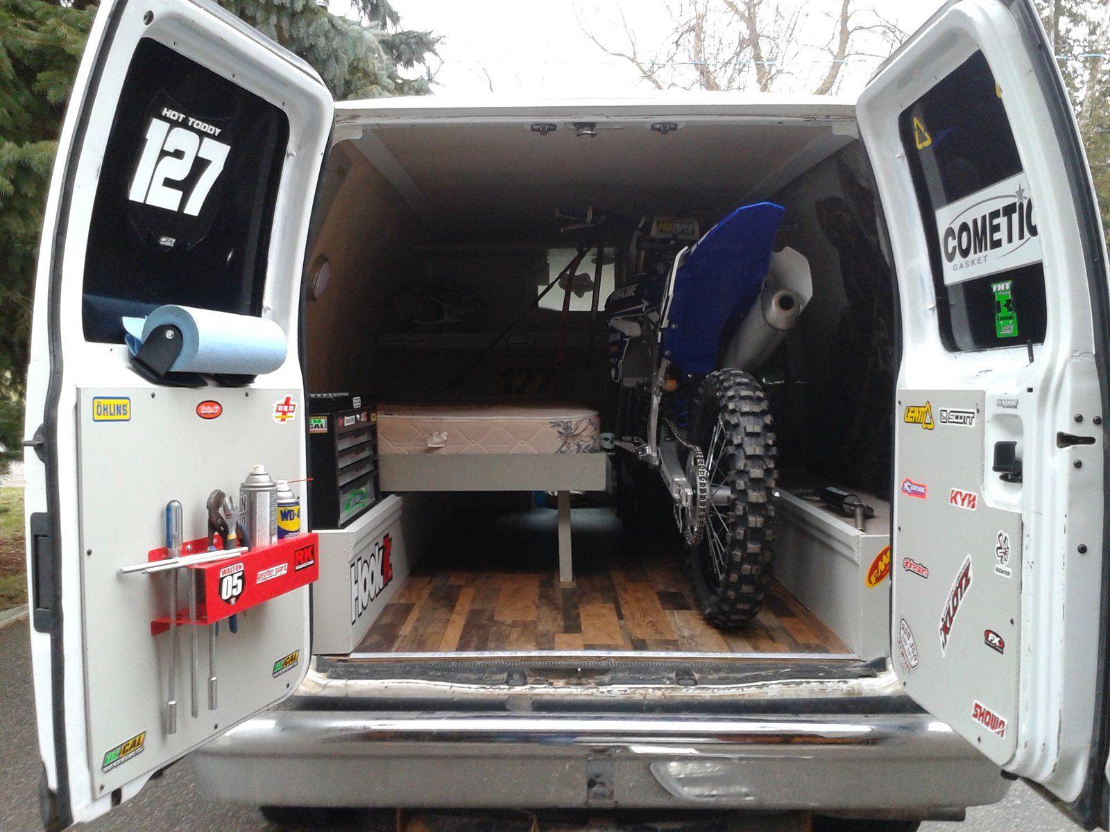 Gallery Bicycle Friendly Campervans Mini Van Camper Van Bike