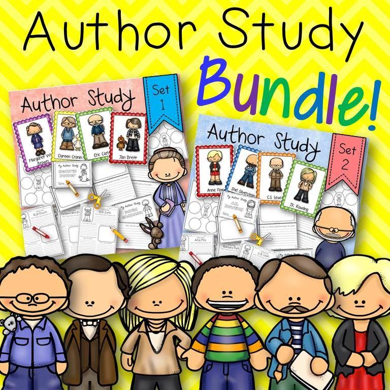 Author Study Bundle! Anne Fine Barbara Park C S  Lewis E B