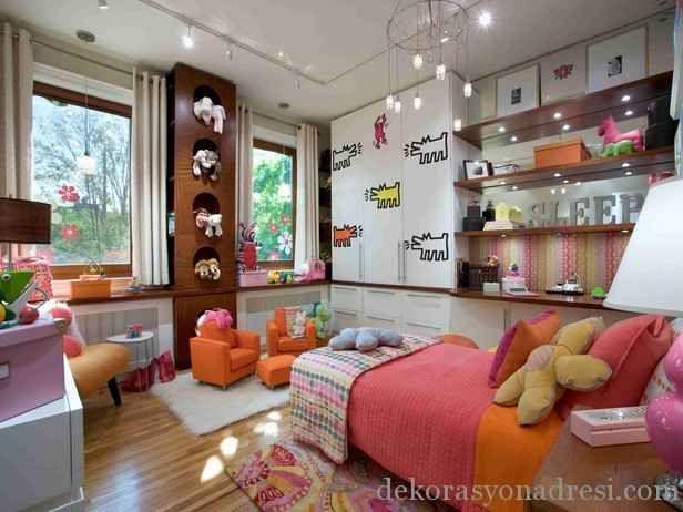 cool Kız Genç Odası Modelleri Genç Odası