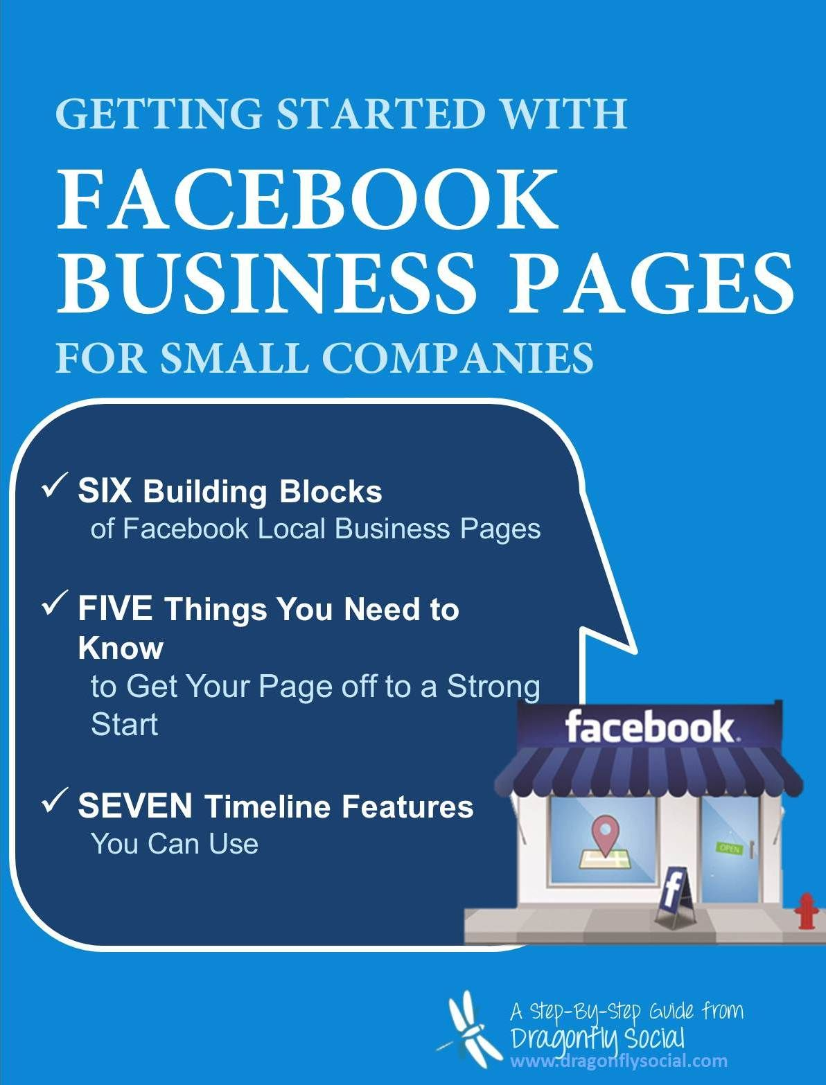 Getting Started with Facebook Business Pages : Free Download ...