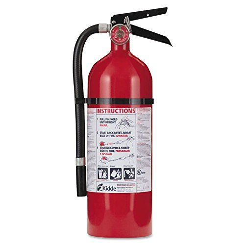 Kidde Pro Series Fire Extinguishers 4lb Abc Pro210 Fire Extinguisher 408 21005779 4lb Abc Pro210 Fire Extinguisher Household Safety Fire Extinguisher
