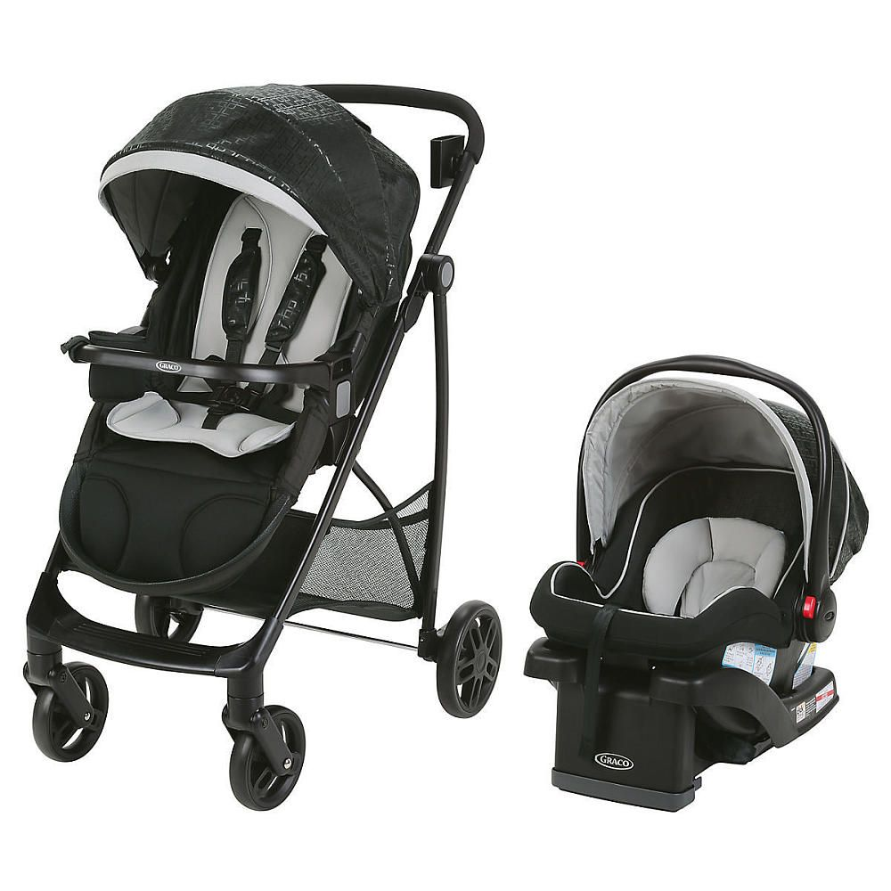 Best Infant Car Seat And Jogging Stroller Combo Graco Views Click Connect Ts In Frankie Baby Car Seats