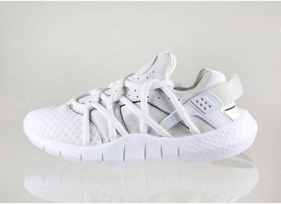 womens nike air huarache nm all white