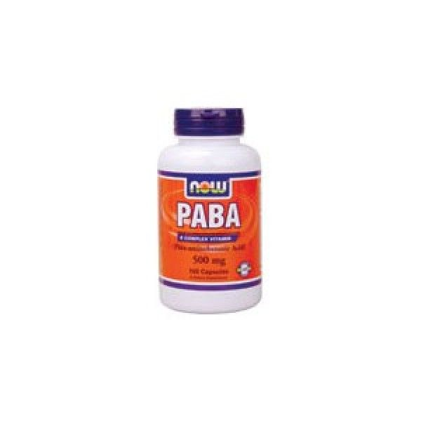 Paba Nutritional Supplements For Graying Hair Supplement