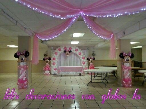 Lili's decoraciones con globos 9135935412