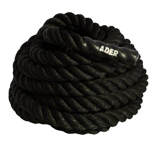 Ader Power Training Crossfit MMA Battle Rope 15 x 40 >>> You can get more details by clicking on the image.