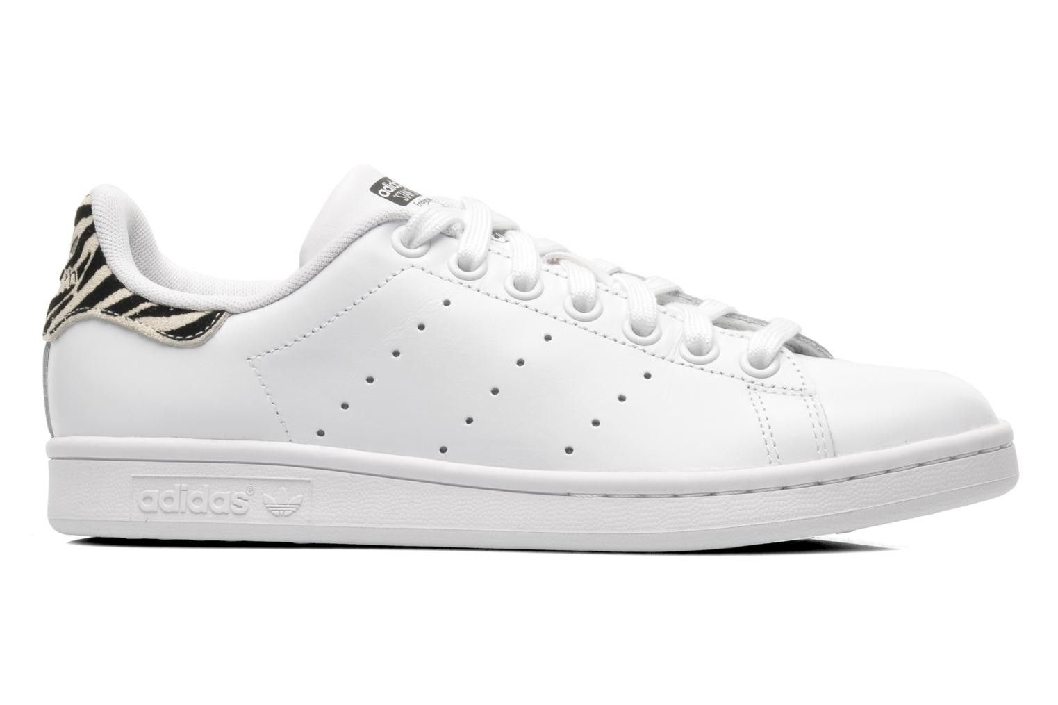 adidas stan smith w blanc/zebre