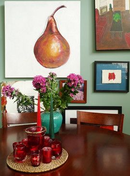 Melbourne Eclectic Dining Room Houzz