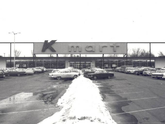 March 1 1962 The S S Kresge Company Opens Its First