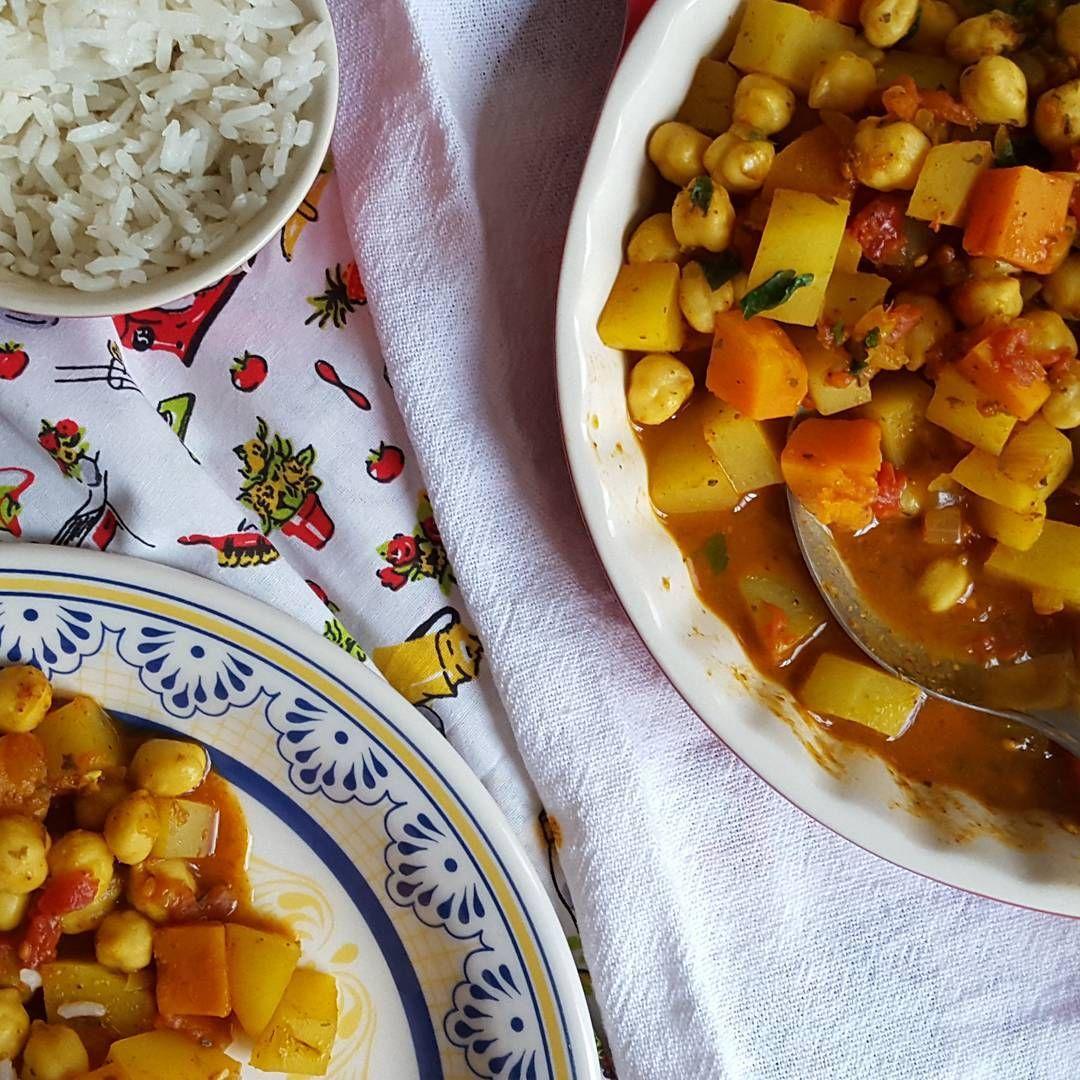 Se voc  f de curry vai curtir esse pratohellip
