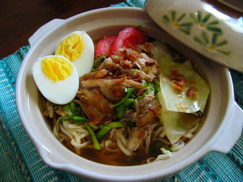 Resep Mie Rebus Medan Asli Resep Resep Masakan Masakan