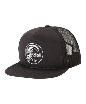 5d20166b This O'Neill Black Circled Trucker Hat by O'Neill is perfect ...