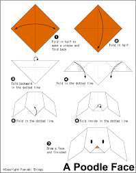 Image result for origami animal faces crafty things pinterest origami paper instructions easy origami for kids origami animals easy origami flower easy origami instructions origami flower mightylinksfo