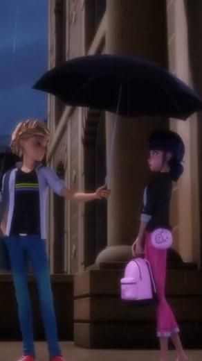 Miraculous World (Official Trailer) These 2 lovebirds @miraculous_off