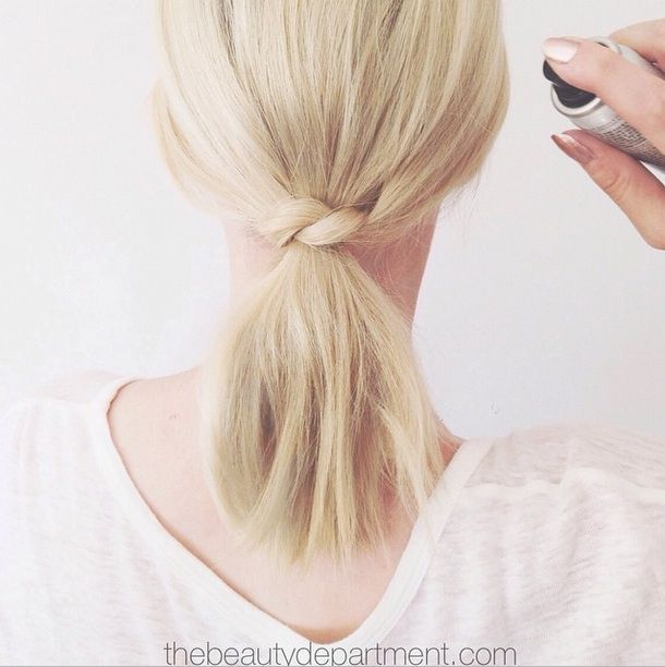 easy hair styles hair ponytail idea ponytail ponytail ideas and 3050