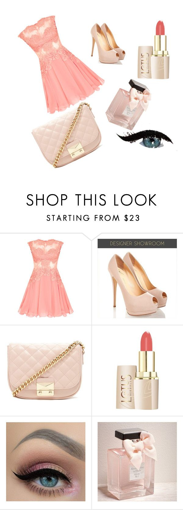 """Sweet Spring"" by lexilovely ❤ liked on Polyvore featuring Forever 21 and Abercrombie & Fitch"
