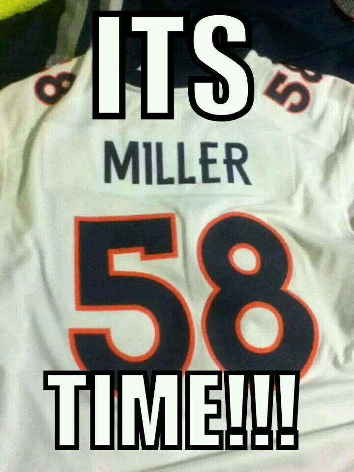 b9de82bb von miller super bowl jersey