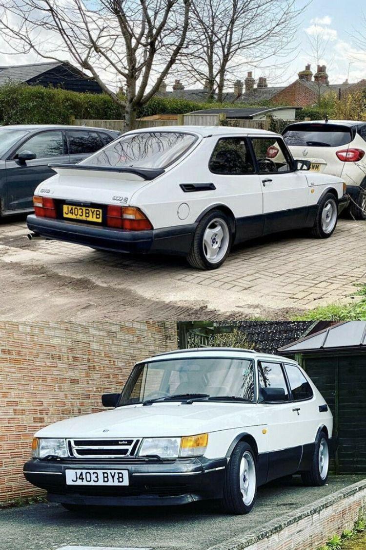 Saab 900 Turbo in 2020 Saab 900, Saab, Retro cars