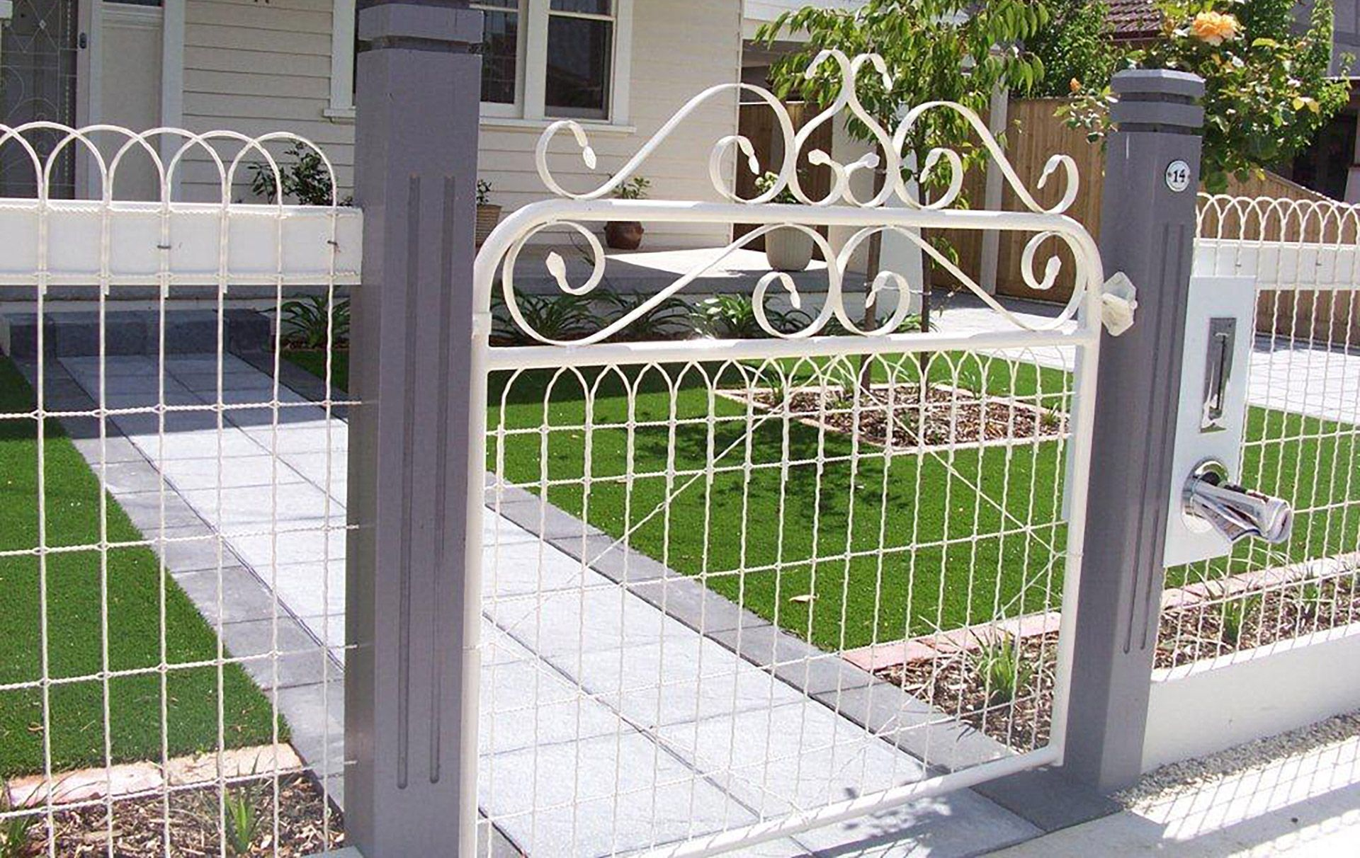 Belmont Fencing are your heritage fencing and emu wire fence ...