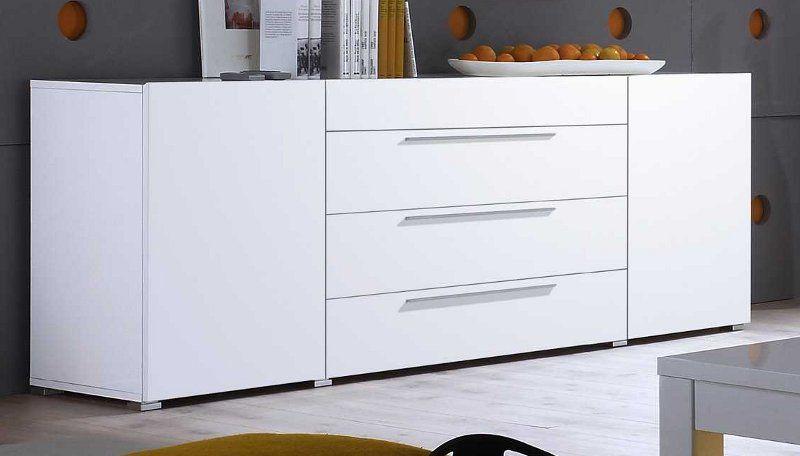 Schlafzimmer Anrichte ~ Genial sideboard kommode weiß schlafzimmer pinterest