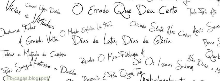 Frases De Renato Russo Renato Russo Capas Para Facebook Aqui Você