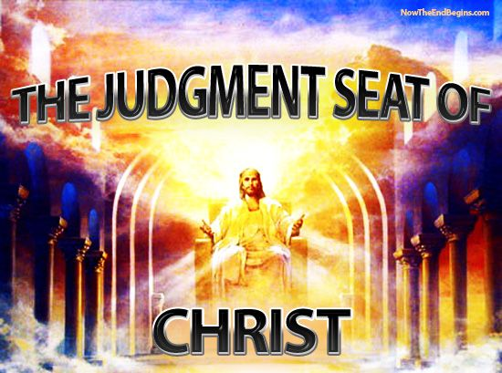 One Day You Will Find Yourself Standing At The Judgment Seat Of