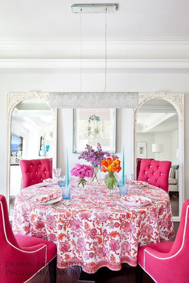 try this: 5 easy tricks to brighten up a room for summer | pink