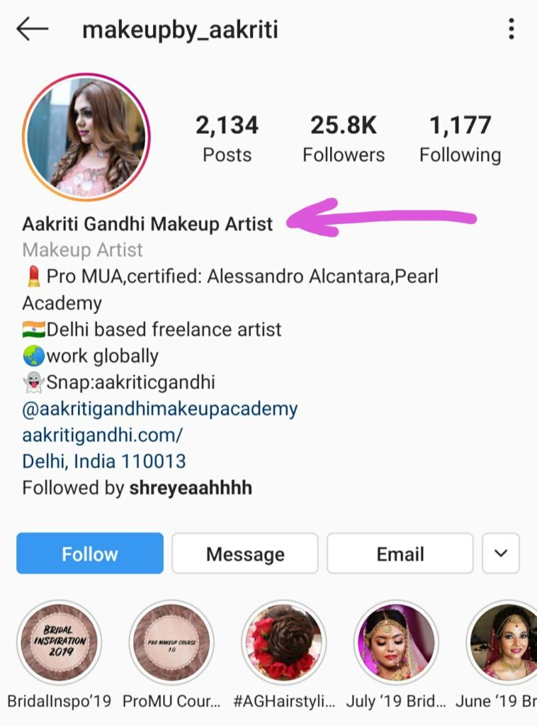 5 easy steps for instagram bio to get more followers