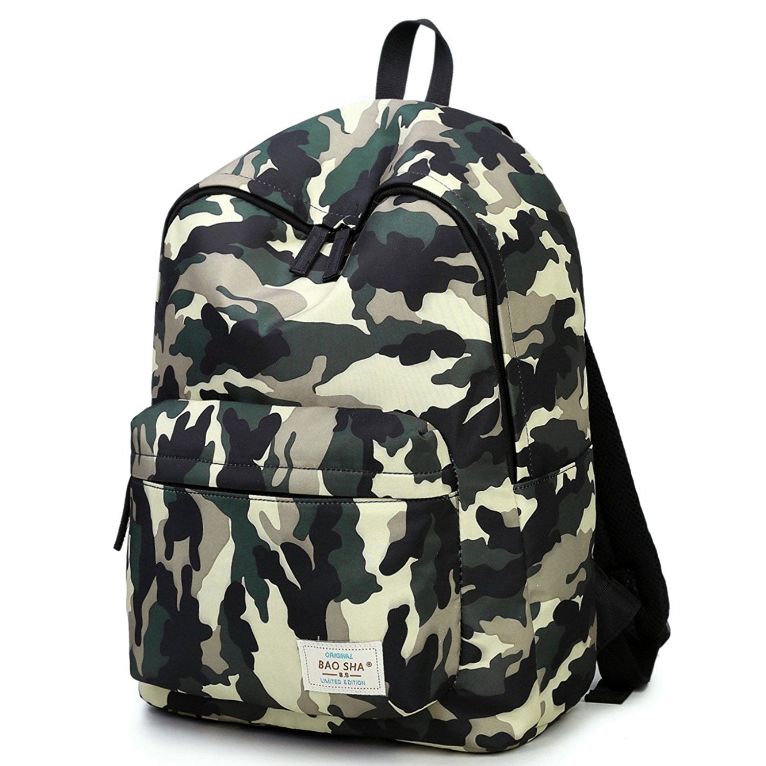 dc0cd410fd8 BAOSHA College Children School Bags Backpack for Girls and Boys Casual  Daypack Lightweight -- You can find out more details at the link of the  image.