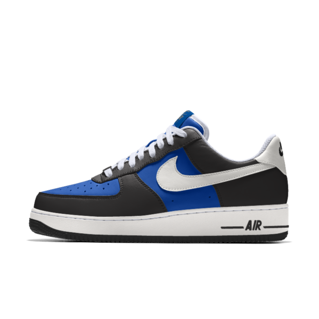 Berenjena lluvia Fuerza  Nike Air Force 1 Low By You Custom Big Kids' Shoe | Kids' shoes, Nike, Nike  air force