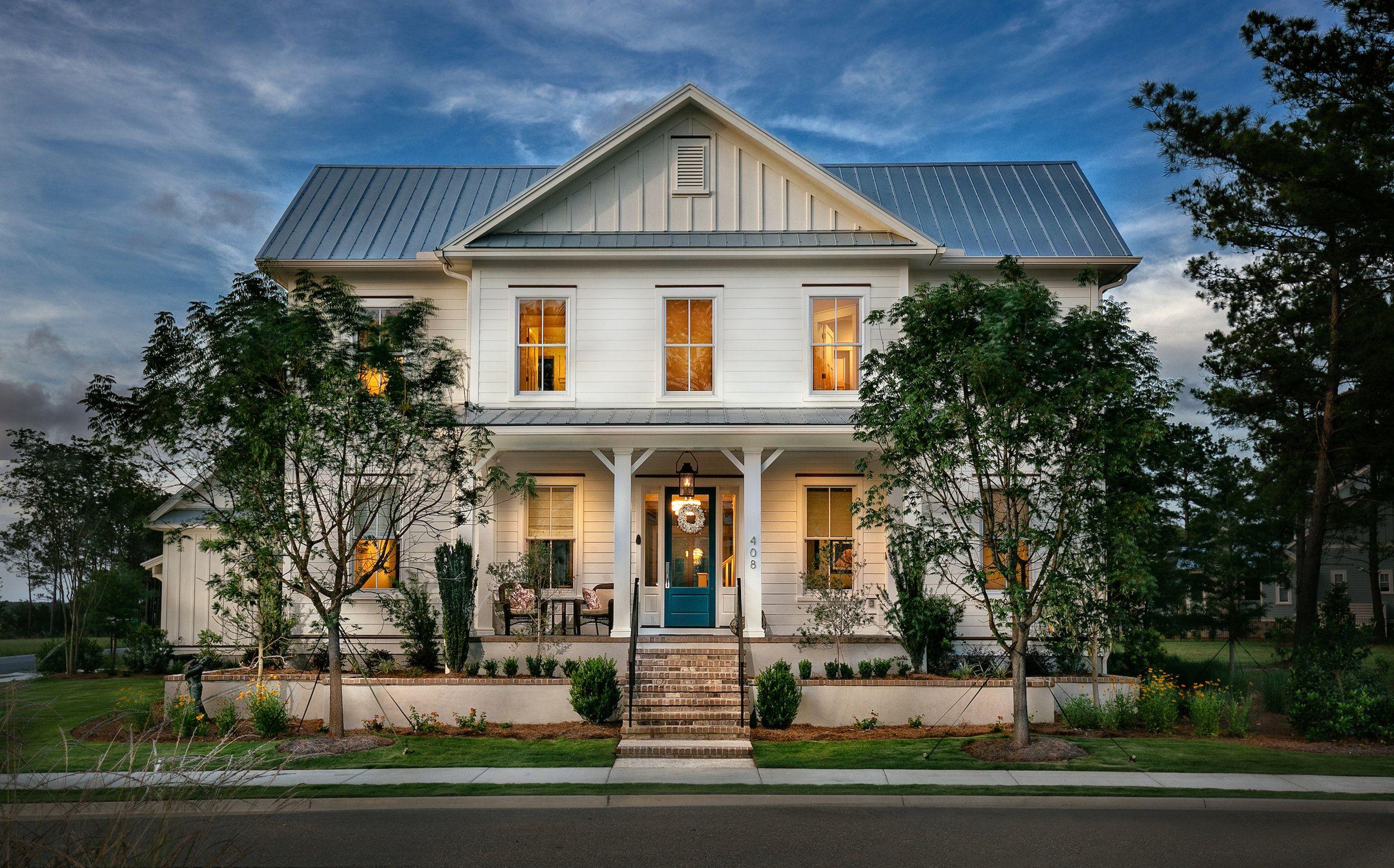 408 Fish Tale Novella Homes Home Builder In Charleston Northern Virginia Custom Home Builders Custom Homes House Exterior