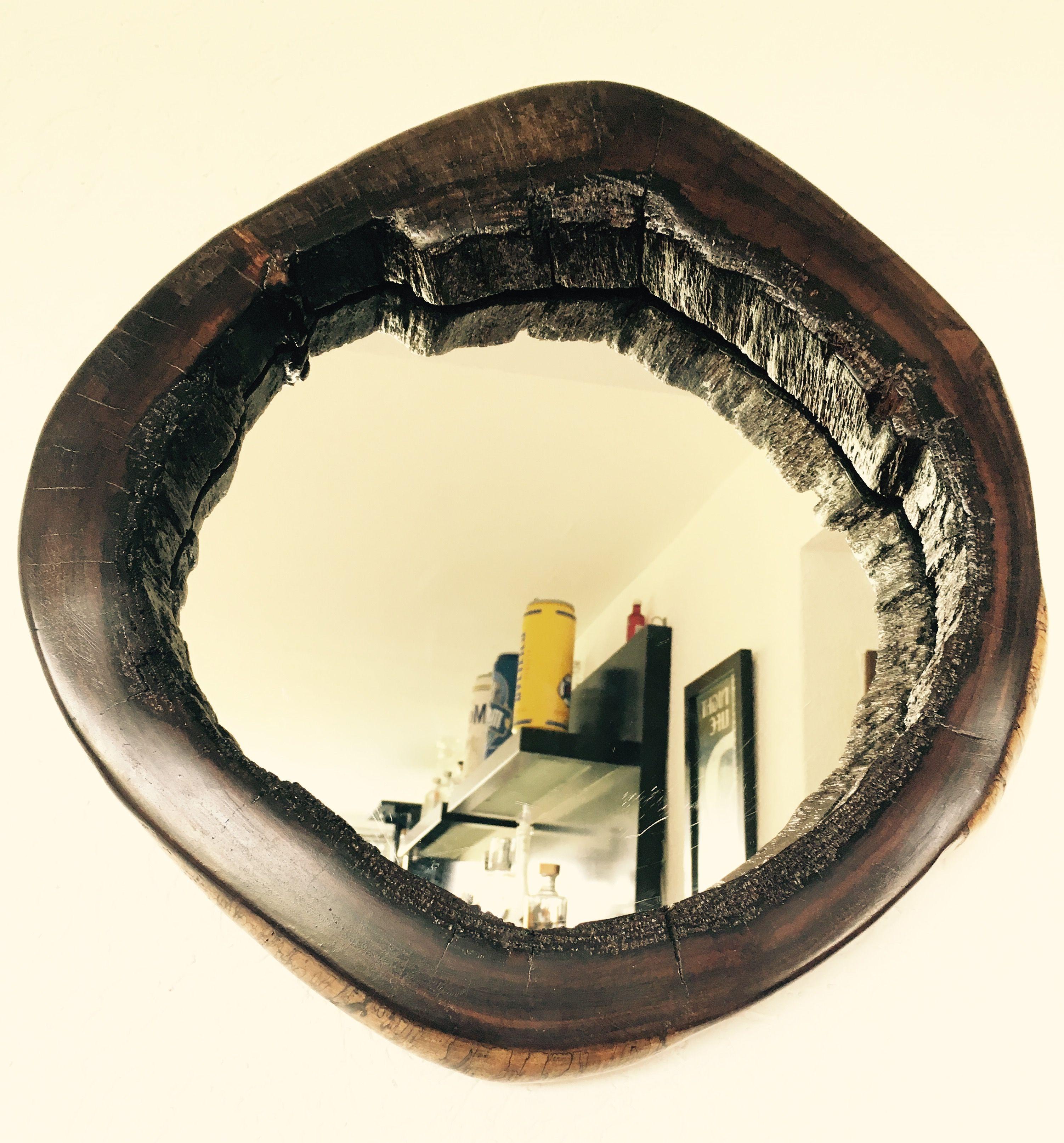 Espejo con marco de Tzalam