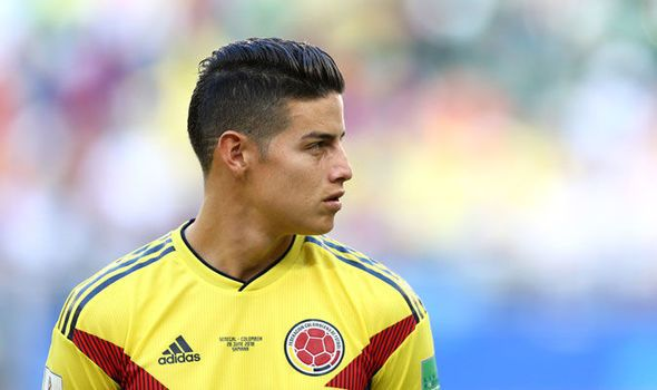 Real Madrid transfer news: Is this the clue James Rodriguez will return to the Bernabeu?