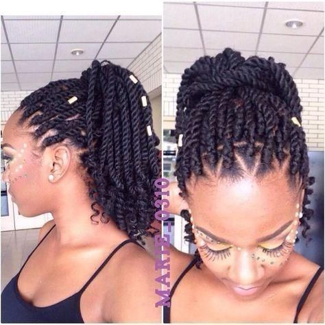 35 Protective Styles for Natural Hair | CafeMom #protectivestyles