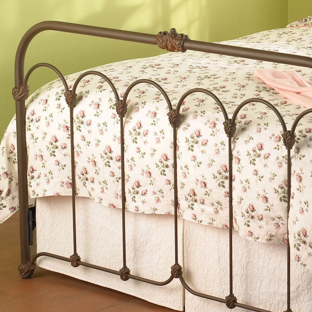 Pretty, $640 Queen with headboard and footboard