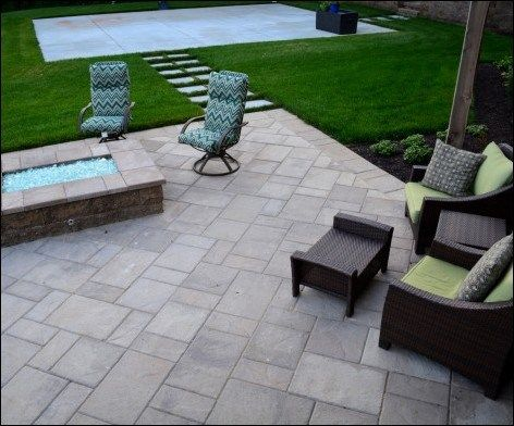 Charmant Modern Paver Patio 31