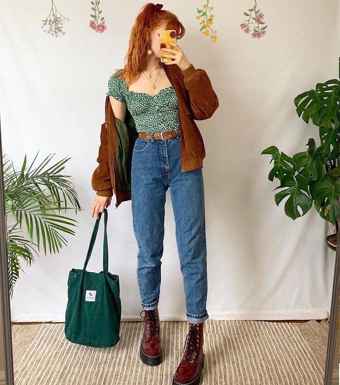 Aesthetic Grunge Vintage On Instagram Favorite Outfit 1 2 Or 3 Vintage Outfits Fashion Inspo Outfits Fashion