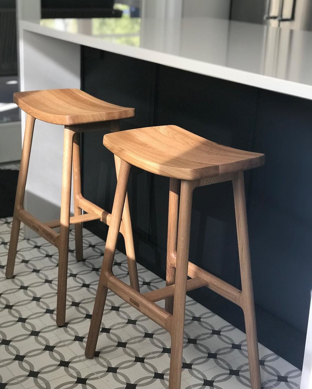 Esse Light Oak Counter Stool In 2020 Oak Furniture Counter
