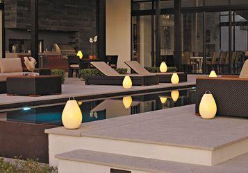 Amazing Luau Lamp Outdoor Lighting