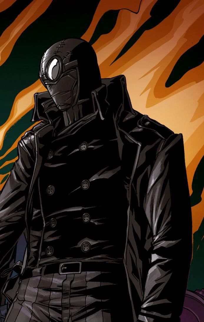 Spider man noir by giuseppe camuncoli amazing spider man - Spiderman noir 3 ...