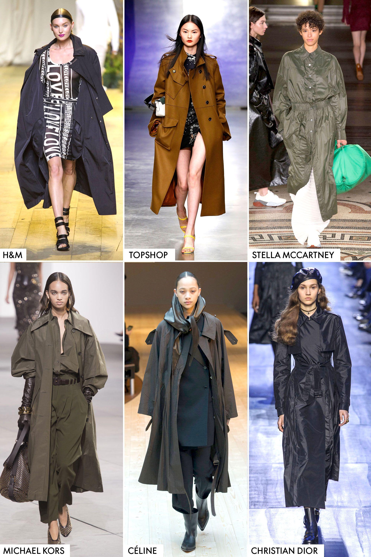 Nylon Coats